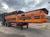 Doppstadt SM720 SA 2018  90  на полуприцепе, двигатель Deutz, барабан 2 х 7 метра, два конвейера для разделения по фракциям 233000 Euro FAS порт Европы