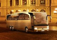 Автобус Mercedes Travego