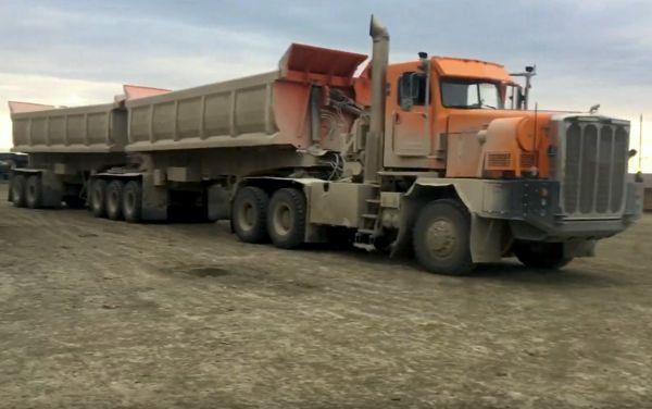 Худший грузовик России